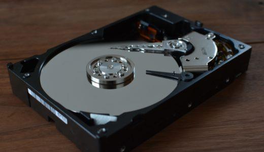 ハードディスクがAFTか非AFTかを調べる方法