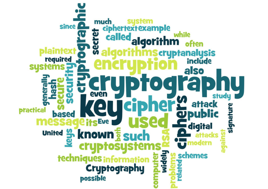 暗号化イメージ